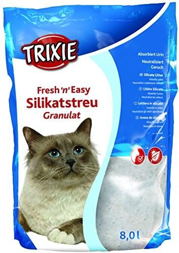 Trixie Fresh N Easy, miesiąc, granulat rozproszonego, 8,0L - 1 zdjęcie