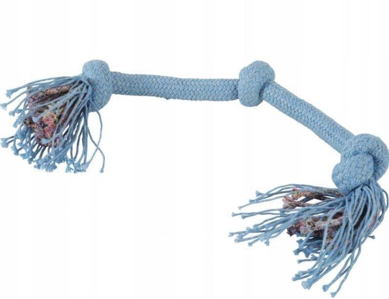 Zolux Zabawka sznurowa Cosmic 3 węzły, 45 cm - 2 zdjęcie