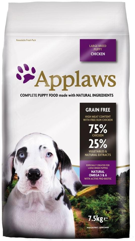 Applaws Puppy Large Breed 15 kg - 1 zdjęcie