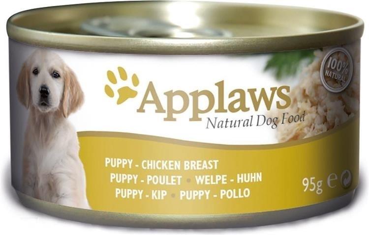 Applaws Puszka Pies 95g dla Szczeniąt z Kurczakiem Dostawa GRATIS od 99 zł + super okazje - 1 zdjęcie