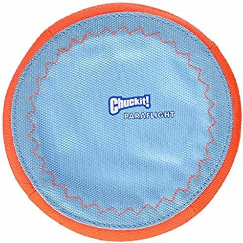 Chuckit! chuckit. paraflight psy do zabawy, s, niebieski/pomarańczowy 221101 - 1 zdjęcie