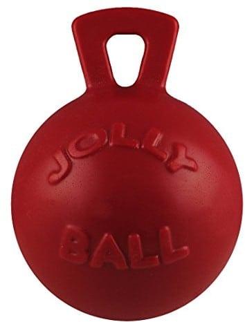 Jolly Pets TUG 'n 'toss Jolly ball  25cm, czerwony 510 RD - 1 zdjęcie