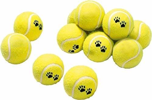 Karlie Flamingo 45634 piłka do tenisa zestaw 12 szt. 6 cm 30: 15 45706 - 1 zdjęcie