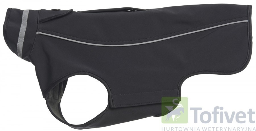Kruuse BUSTER Kurtka softshell czarny pieprz XL 284655 - 1 zdjęcie