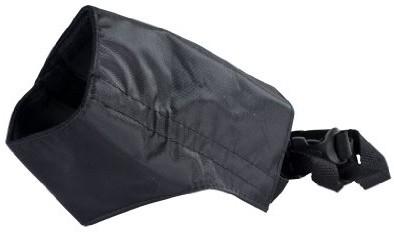 Kruuse kruuse UK Limited Buster kaganiec dla psów, nylon, czarny - 1 zdjęcie