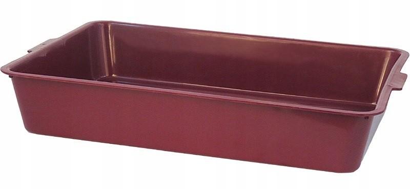 Kuweta basic Happet czerwona - 1 zdjęcie
