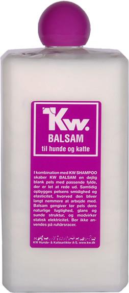 KW Balsam Odżywka nadająca objętość sierści 500ml PKWK002 - 1 zdjęcie