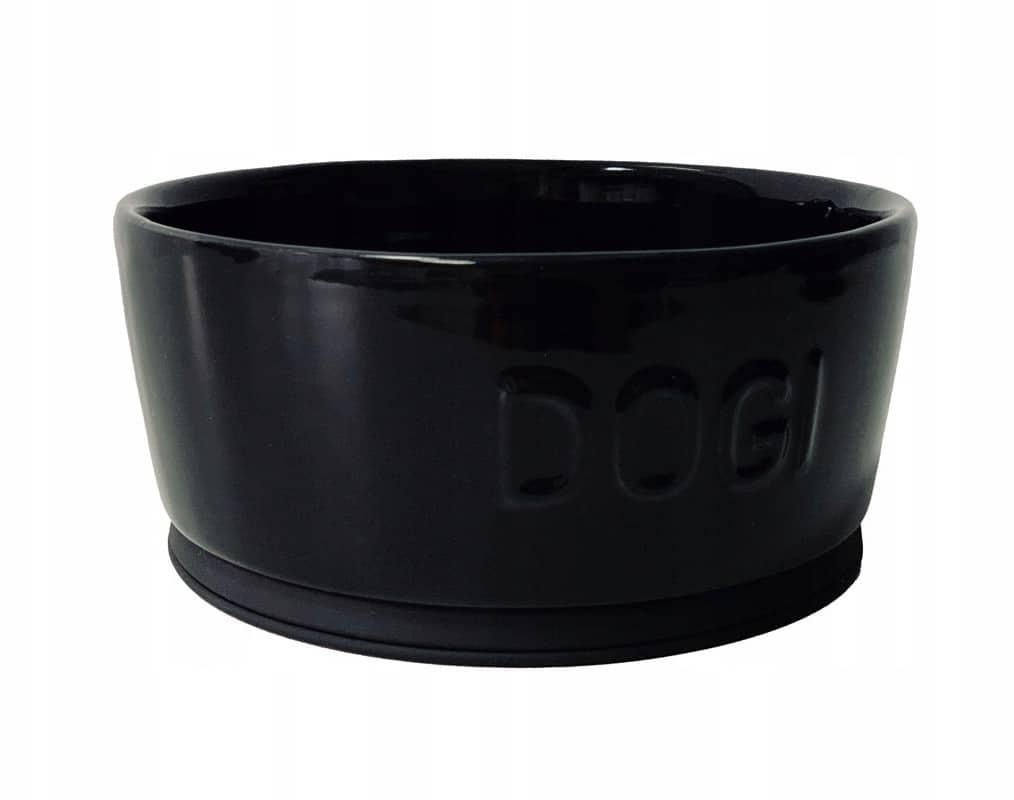 Miska ceramiczna dla psa 18cm z logo Twojej firmy - 1 zdjęcie