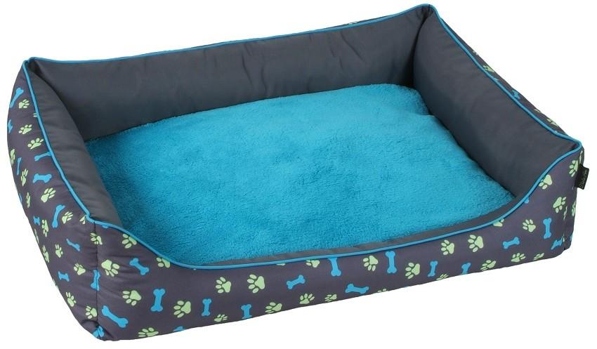 O´ lala Pets legowisko dla psa Super Comfort 70 x 100 cm niebieskie - 1 zdjęcie
