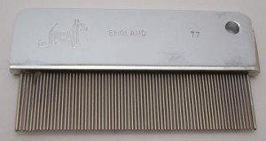 Spratts Grzebień nr 77 bardzo gęsty, bez rączki SP-20077 - 1 zdjęcie