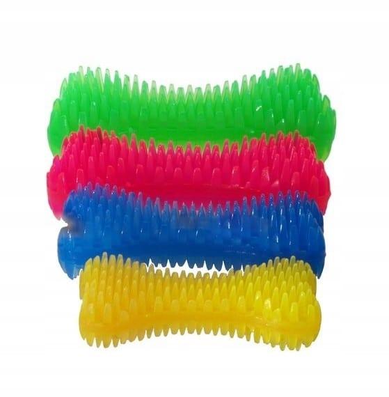 Sumplast zabawka zapachowa kość z kolcami 18,5cm - 3 zdjęcie